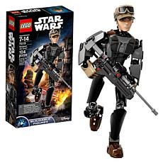 LEGO Star Wars Rogue One Constraction Sergeant Jyn Erso