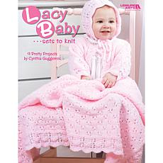 Leisure Arts - Lacy Baby Sets To Knit