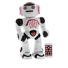 Lexibook PowerGirl Interactive Robot with Remote