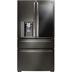 LG 30 Cu.Ft. InstaView Door-in-Door Refrigerator with ColdSaver Panel