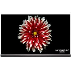 """LG 65"""" 4K Ultra HD Signature OLED Smart TV with Active"""