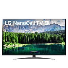 "LG 65"" NanoCell 4K UHD Smart TV w/Voice Control and Grokker Services"