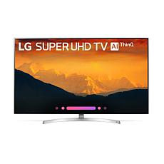"Lg 65"" SK9000PUA Series 4K HDR Smart LED UHD TV with AI ThinQ®"