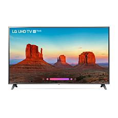 "LG 86"" UK6570PUB Series 4K HDR Smart UHD LED TV with AI ThinQ®"