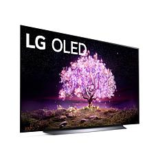 """LG C1 65"""" Class 4K Smart OLED TV with AI ThinQ"""