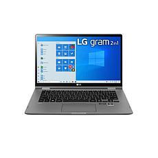LG Gram 14'' Core i7 16GB RAM 1TB SSD 2-in-1 Ultra-Lightweight Laptop