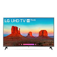 "LG UK7700 55"" 4K Nano Cell UHD Smart TV with HDR and Google Assistant"