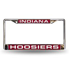 License Plate Frame - Indiana University