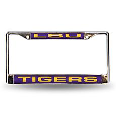 License Plate Frame - Louisiana State University