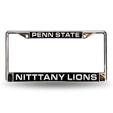 License Plate Frame - Penn State University