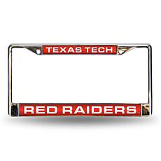 License Plate Frame - Texas Tech University