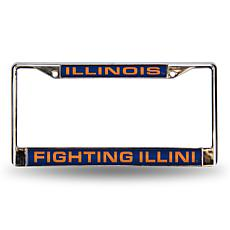 License Plate Frame - University of Illinois