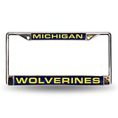 License Plate Frame - University of Michigan