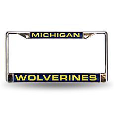 License Plate Frame - University of Michigan