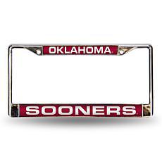 License Plate Frame - University of Oklahoma