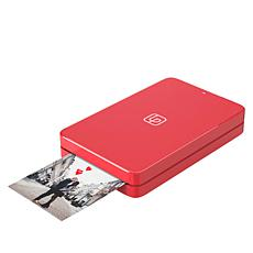 "Lifeprint 2"" x 3"" Photo and Video Printer with 20-pack of Photo Paper"