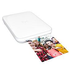 """Lifeprint 3"""" x 4.5"""" Photo and Video Printer with 45 Sheets of Paper"""