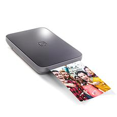 "Lifeprint 3"" x 4.5"" Photo and Video Printer with 45 Sheets of Paper"