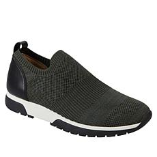LifeStride Hailey Washable Knit Pull-On Retro Sneaker