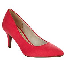 LifeStride Sevyn Pointed-Toe Pump