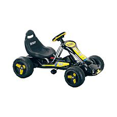 Lil' Rider™ Black Stealth Pedal-Powered Go-Kart