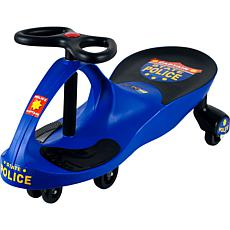 Lil' Rider™ Chief Justice Police Blue Wiggle Ride-on Ca