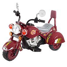 Lil' Rider™ Maroon Marauder Motorcycle - Three Wheeler