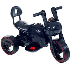 Lil' Rider Sleek LED Space Traveler Trike - Black