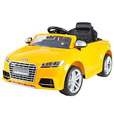 Lil' Rider TTS Roadster 6-Volt Battery-Powered Ride-On Car - Yellow