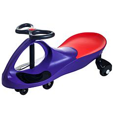 Lil' Rider Wiggle Car Ride On - Purple