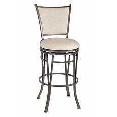 Linon Home Avondale Bar Stool - Brown