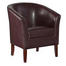 Linon Home Jackson Club Chair