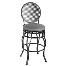 Linon Home Wade Bar Stool - Black