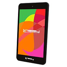 "LINSAY® 7"" Quad-Core Android 10 16GB Tablet with App Suite"