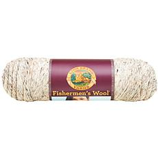 Lion Brand Fishermen's Wool Yarn - Birch Tweed