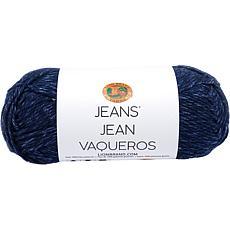 Lion Brand Jeans Yarn - Brand New
