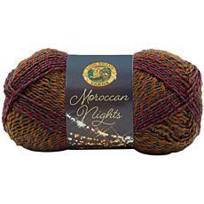 Lion Brand Moroccan Nights Yarn - Sultan