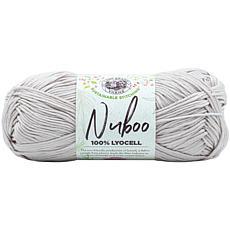 Lion Brand Nuboo Yarn - Buff