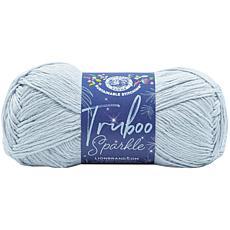 Lion Brand Truboo Sparkle Yarn - Star