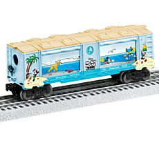 Lionel Trains Disney Aquarium Train Car