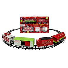 Lionel Trains Home for the Holiday Ready-to-Play Train Set
