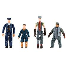 Lionel Trains The Polar Express Four Piece Character People Pack