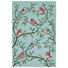 Liora Manne Birds On Branches Rug - 7-1/2' x 9-1/2'