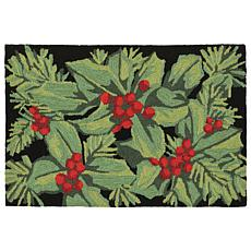 "Liora Manne Frontporch Hollyberries Rug - 20"" x 30"""