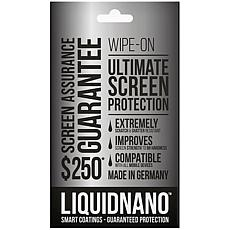LiquidNano Ultimate Wipe-on Screen Protector w/$250 Screen Assurance