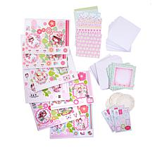 Little Darlings Winnie Pretty Perfect Card Kit