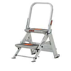 Little Giant Safety Step 2-Step Ladder