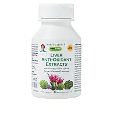 Liver Anti-Oxidant Extracts - 30 Capsules