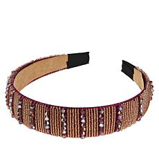 Locks & Mane Beautiful Beaded Headband