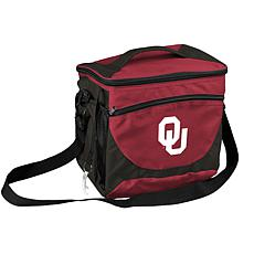Logo Chair 24-Can Cooler - Oklahoma University